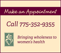 Mary Wellhoner,Reno female gynecologist,ob/gyn,nurse practitioner,Laurie Smith,Sherri Aikin,BOTOX,novasure,meditation,bioidentical hormones,hysterectomywomen's wellness center,acupuncture